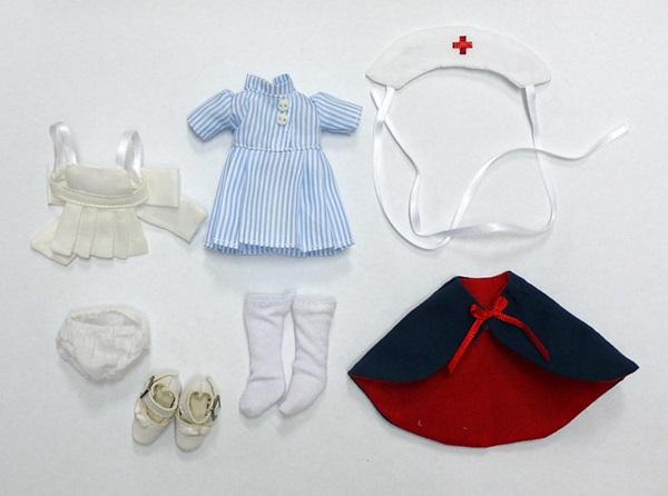 球体関節人形愛/コスモス アウトフィット