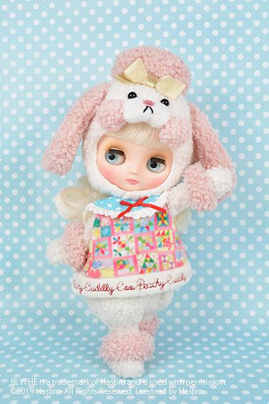 ショップ限定ミディブライス「ピーチー・カドリー・クー」Peachy Cuddly Coo