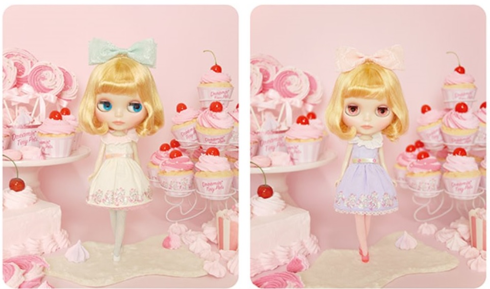 Dear Darling fashion for dolls Blooming Waltz(ブルーミングワルツ)