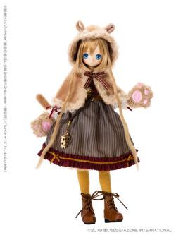 えっくす☆きゅーとふぁみりー:Alice's TeaParty~お菓子なお茶会~眠りねずみさん/つきは