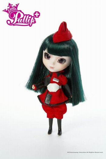 Little Pullip+/制服シリーズ miss Green(ミスグリーン)
