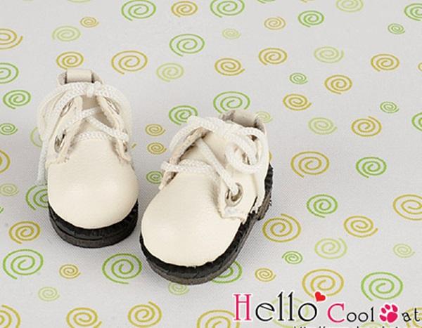 coolcat 2ホールシューズ(ホワイト)02-03