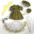 LOVE MY COLLECTION / Marine Dress・Lolita Style GOLD Ver.(マリンドレス・ロリータスタイル ゴールドバージョン)O-829