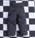 HS オビツ11サイズ パンツ/黒 [ob005]