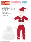 1/12少年サンタset  PIC250-RED