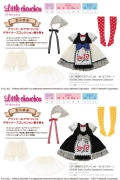 LSS「薔薇の乙女ワンピset~by カニホル~」AZONE Dolly Outfits Designers Collection PTG010