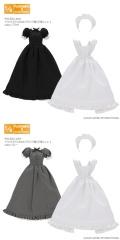 PNSクラシカルロングメイド服(半袖)set POC502