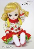 球体関節人形愛 /Apple blossom(アップルブロッサム)