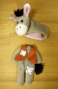 リトルプーリップ+ Donkey ロバ アウトフィット