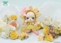 球体関節人形Pangju(パンジュ)/Flower-Pang(フラワーパン)