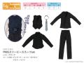 PNXSスリーピーススーツsetブラック ALB173-BLK