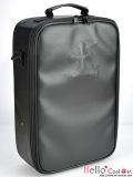 CoolCat 2人用キャリーバッグ 黒 Bag-03