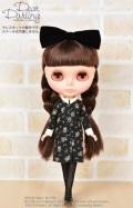 Dear Darling fashion for dolls「Dark Wednesday」フラワー