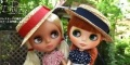 Dear Darling fashion for dolls「ouiouiカンカン帽」