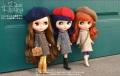 Dear Darling fashion for dolls「丸衿ツイードコート