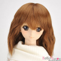 【DM-01】DD/MDD HP Wavy bob wigs # Brown