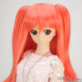 【DM-04】DD/MDD HP wigs w/Hair Pin # Coral Pink
