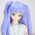 【DM-04】DD/MDD HP wigs w/Hair Pin # Medium Slate Blue