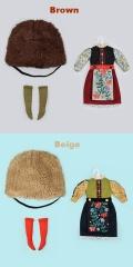 Dear Darling fashion for dolls『ファーハットガールセット』