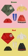 Dear Darling fashion for dolls『バブーシュカガールセット』