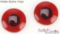 ミディブライス用キャンディ カラーアイMA-37  スカーレット