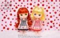 Dear Darling fashion for dolls「MAKI ギンガムチェックワンピース」