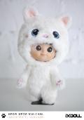 iXDOLL Mini Mui-chan 2Meow Meow (Snow White) (MMC3-SW)