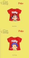Dear Darling fashion for dolls「Peko&PokoコラボTシャツ」