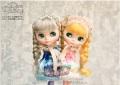 Dear Darling fashion for dolls「月夜の森の AURORA Soirée」