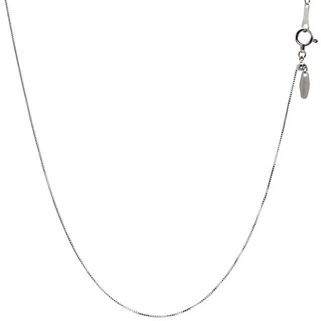 ララクリスティー プラチナ チェーン ネックレス Pt850 ベネチアン 幅 0.5mm 長さ 45cm lc97-0016
