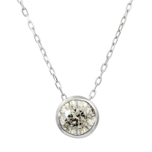 ネックレスレディースPT900ダイヤモンドフクリンララクリスティーorderHighjewelry