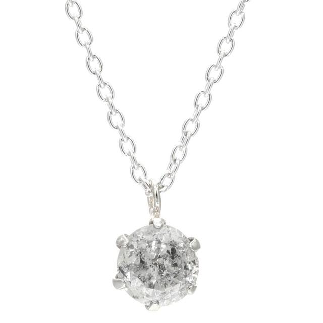 ネックレスレディースPT900プラチナダイヤモンド0.3ctララクリスティーorderHighjewelry