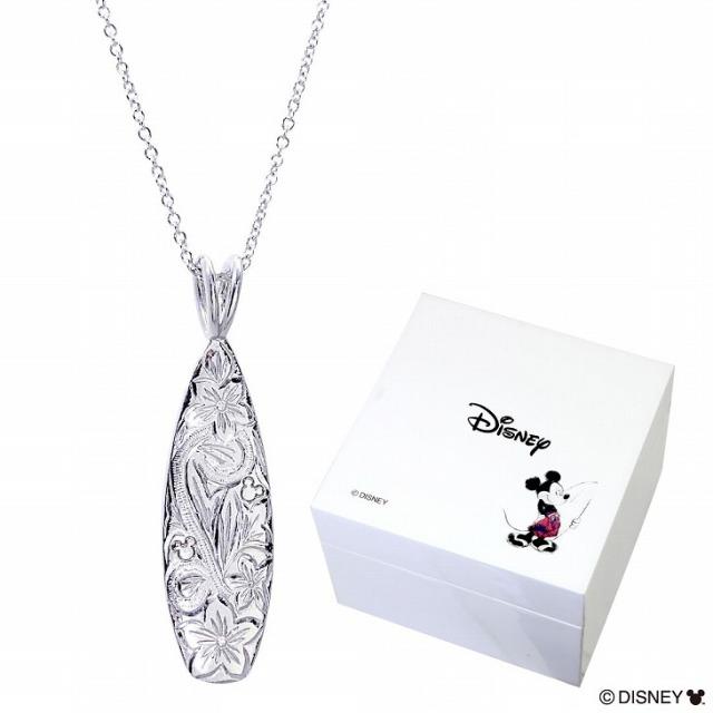 ハワイアンジュエリーディズニーコレクションボードネックレスの商品画像