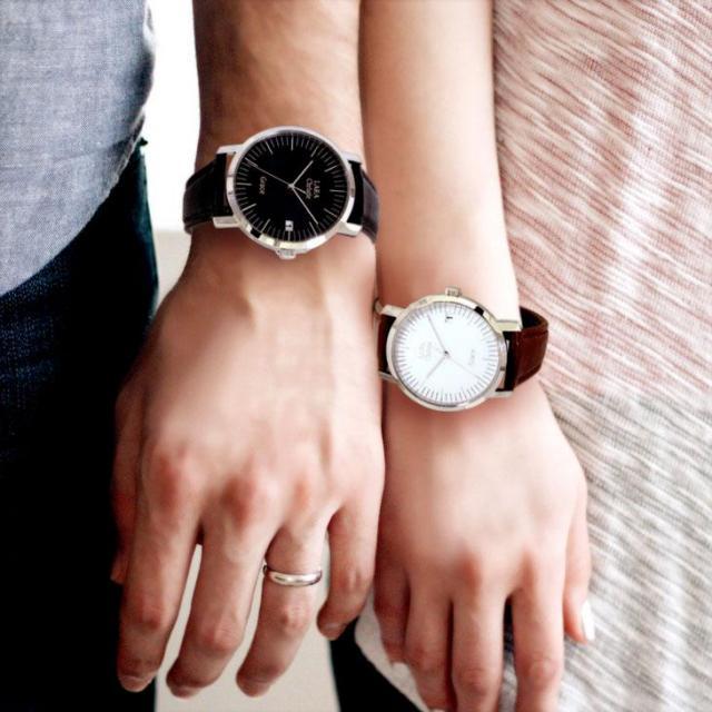 【堀田茜 着用アイテム】グレース 腕時計 ペア ウォッチ ララクリスティー