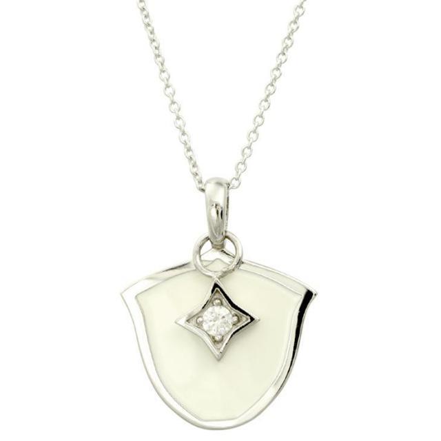 LARA Christie (ララクリスティー) サザンクロス ネックレス [ WHITE Label ] シルバー ネックレス レディース p4485-w