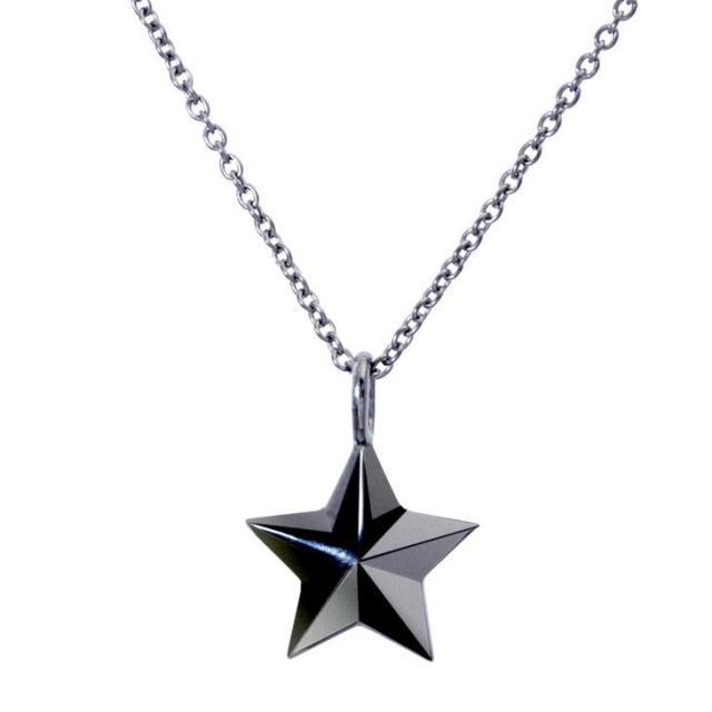 LARA Christie (ララクリスティー) ステラ ネックレス [ BLACK Label ] シルバー ネックレス メンズ p5714-b