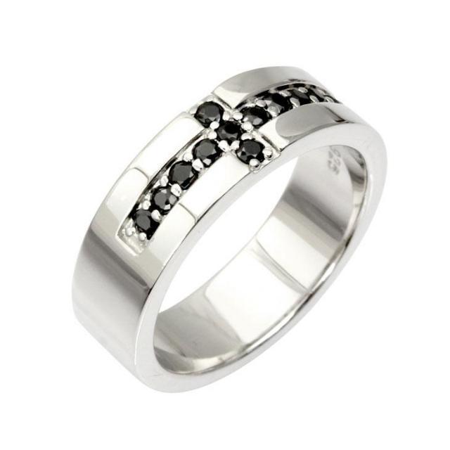 ロイヤルクロスリング指輪メンズの商品画像