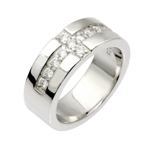 ロイヤルクロスリング指輪レディースの商品画像