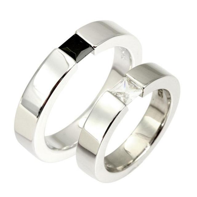 エターナルメモリーペアリング指輪の商品画像