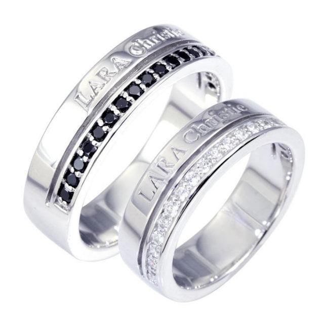 LARA Christie (ララクリスティー) トラディショナル ペアリング [ PAIR Label ] シルバー ペアリング 指輪 r3867-p