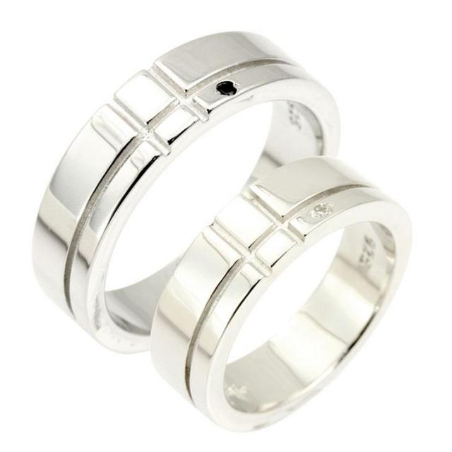 LARA Christie (ララクリスティー) スモールハピネス ペアリング [ PAIR Label ] シルバー ペアリング 指輪 r3870-p