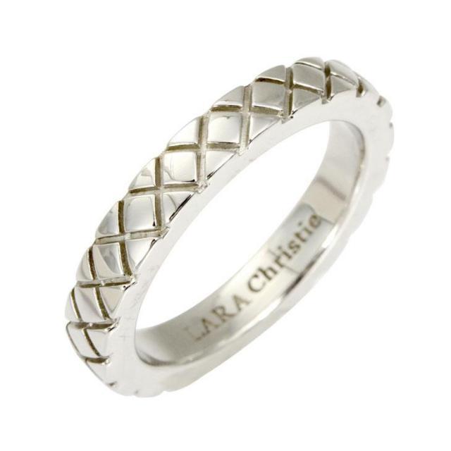 ララクリスティー スノーブラスト リング 指輪 レディース
