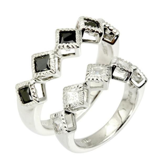 LARA Christie (ララクリスティー) アフロディア ペアリング [ PAIR Label ] シルバー ペアリング 指輪 r3876-p