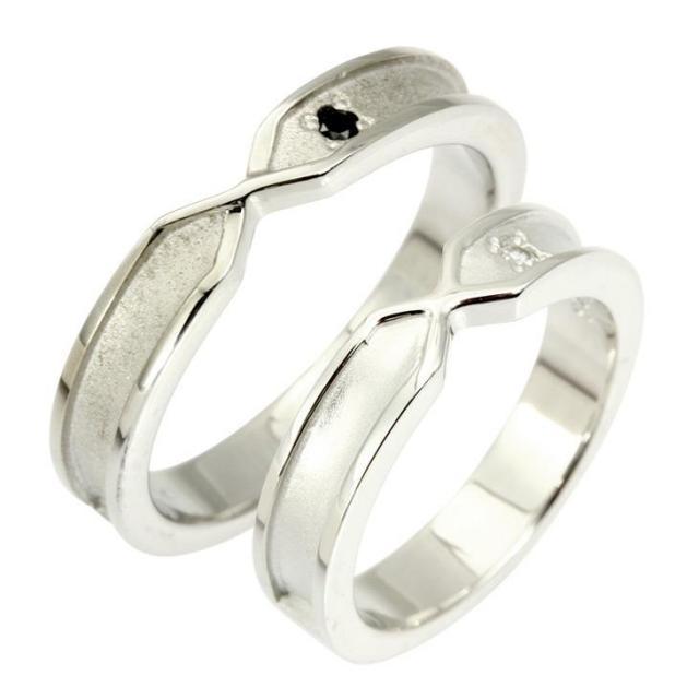 LARA Christie (ララクリスティー) ホープ ペアリング [ PAIR Label ] シルバー ペアリング 指輪 r3877-p