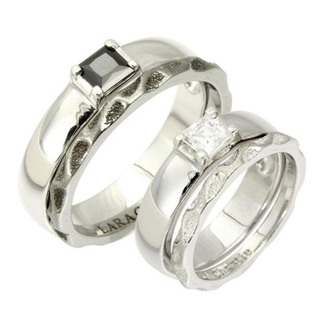 ヴェネチアンペアリング指輪の商品画像