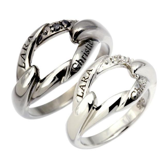 リンケージペアリング指輪の商品画像