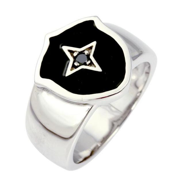 ララクリスティー サザン クロス リング 指輪 メンズ