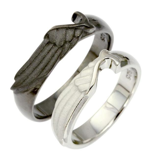 ヴィクトリアペアリング指輪の商品画像