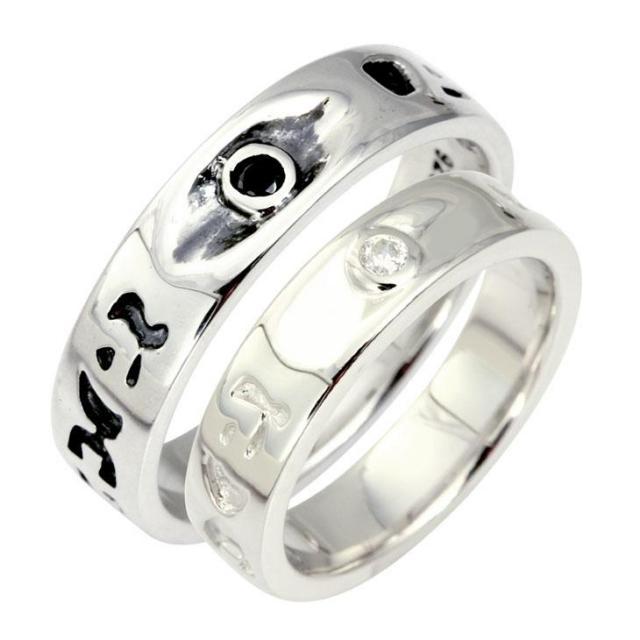 LARA Christie (ララクリスティー) エターナル ペアリング [ PAIR Label ] シルバー ペアリング 指輪 r586-p