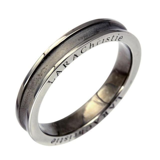 ララクリスティー ネーヴェ リング 指輪 メンズ